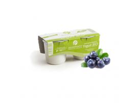Yogurt ai mirtilli Bio