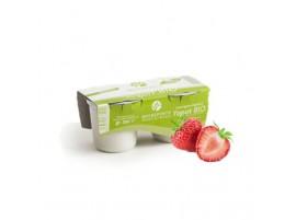 Yogurt alla fragola Bio