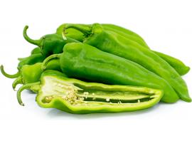 Peperone Cornetto verde biologico