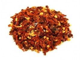 Peperoncino rosso siciliano sbriciolato biologico