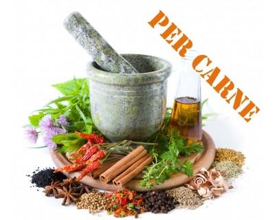 Erbe aromatiche per condimento Carne biologiche
