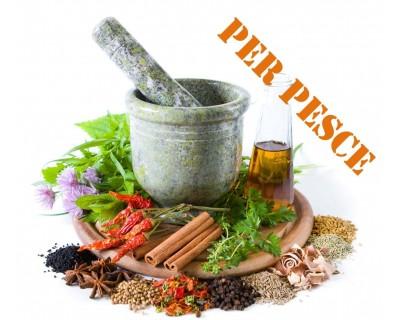 Erbe aromatiche per condimento Pesce biologiche