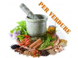 Erbe aromatiche per condimento Verdure biologiche