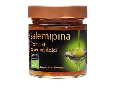 Crema di Peperoni Dolci biologica