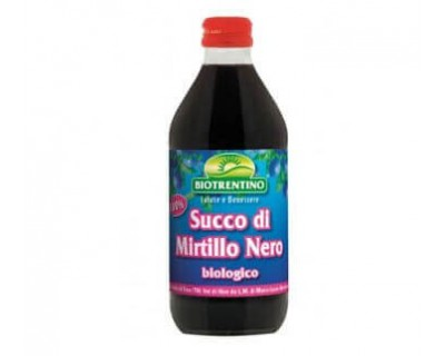 Succo di Mirtilli biologici