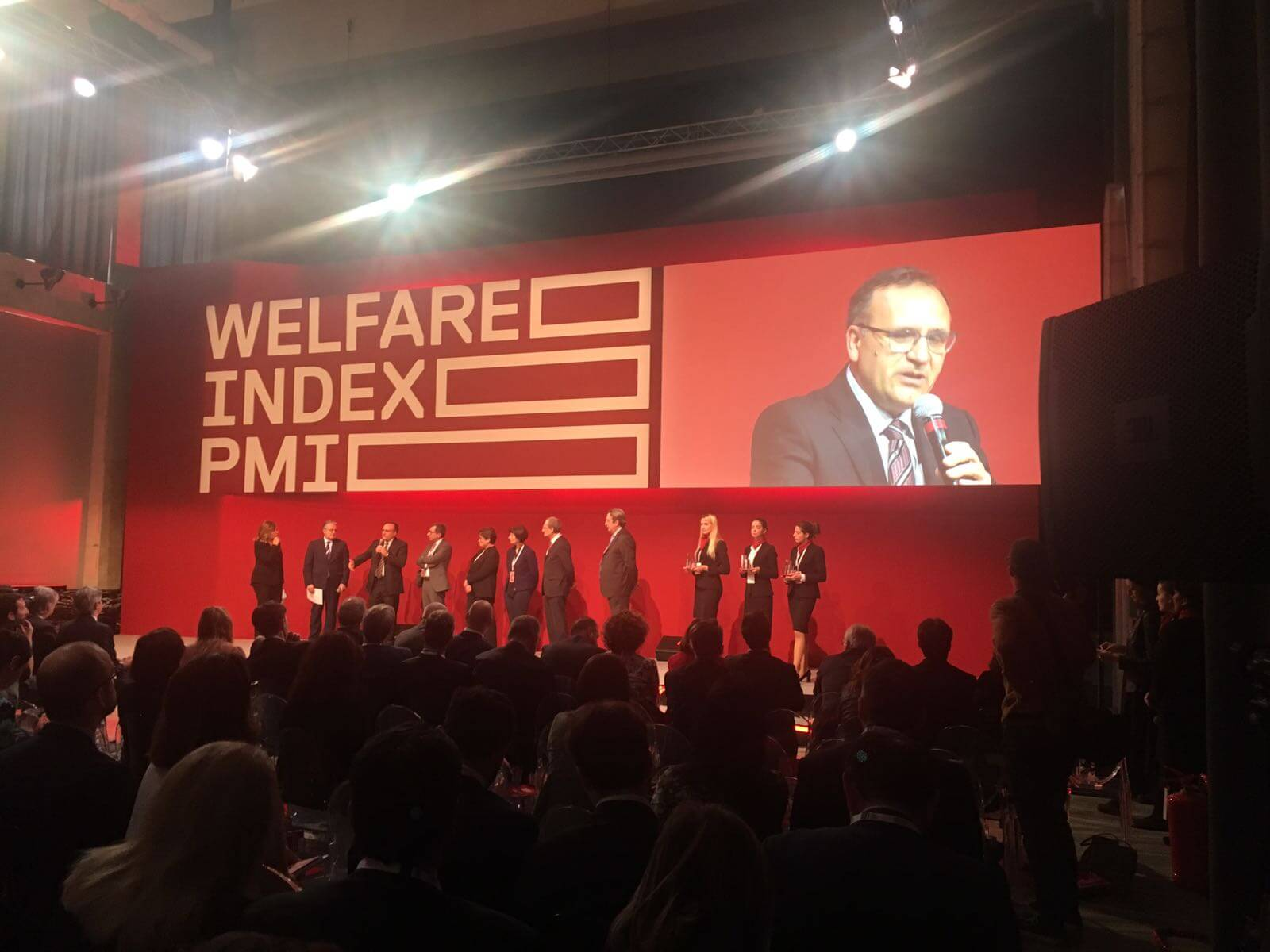 Welfare Index PMI 2018
