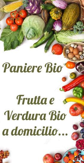 Benvenuti su Paniere Bio. Frutta e verdura biologica