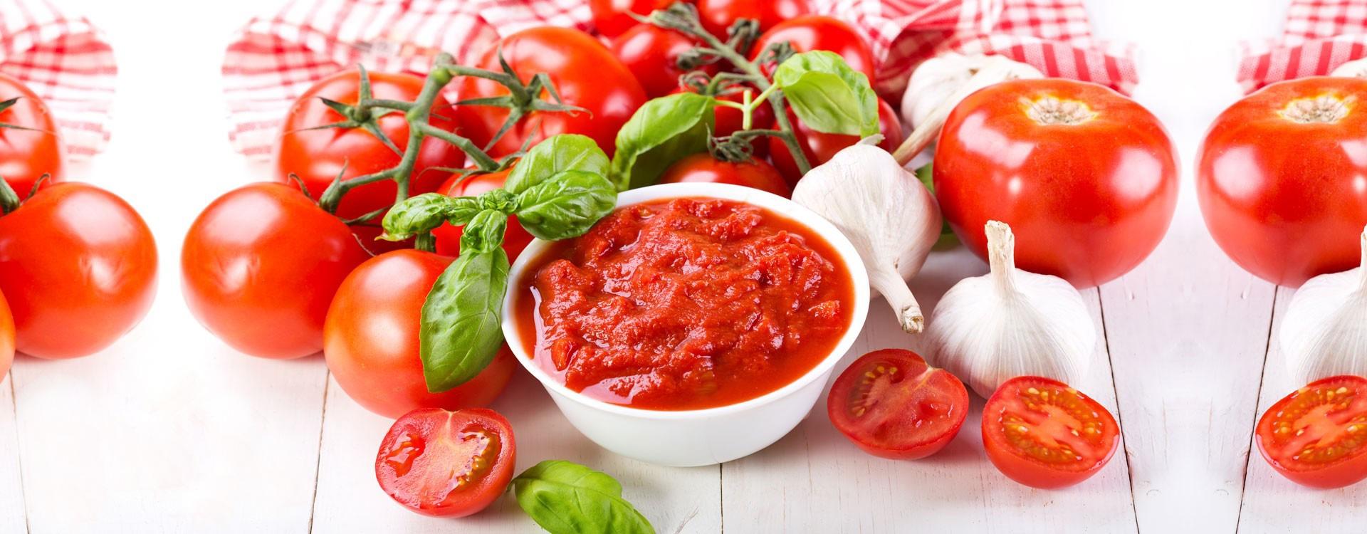 Pomodoro bio per salsa