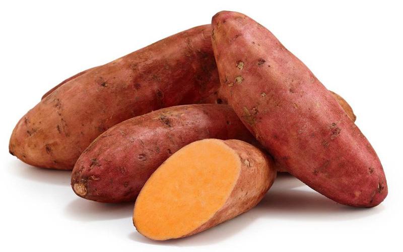 Batata: ingredienti nutrizionali e benefici per la salute
