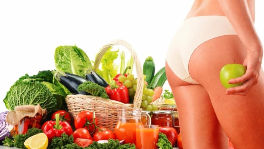 Alimentazione corretta per la cellulite