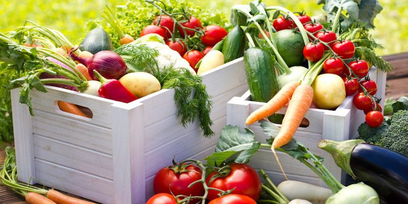 Frutta e verdura online