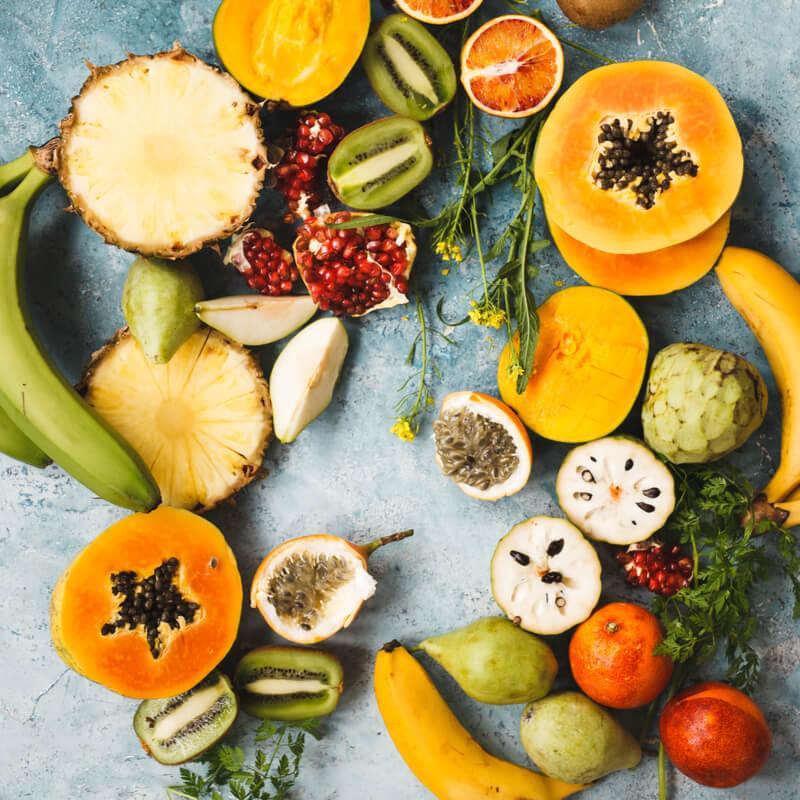 Frutta esotica Italia